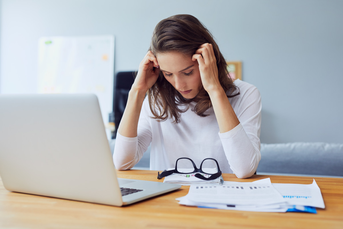 Wann ist es zu viel Stress?
