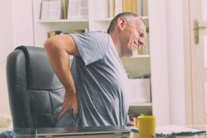 Das Startmuster bei Haltungsschäden im Rücken