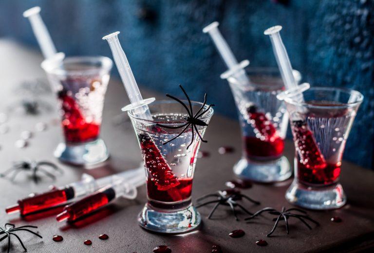 Nicht nur zu Halloween: Die passenden Getränke für Ihre Party