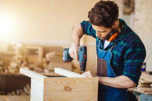 Gefährdungsbeurteilung beim Bohren, Sägen und Schneiden