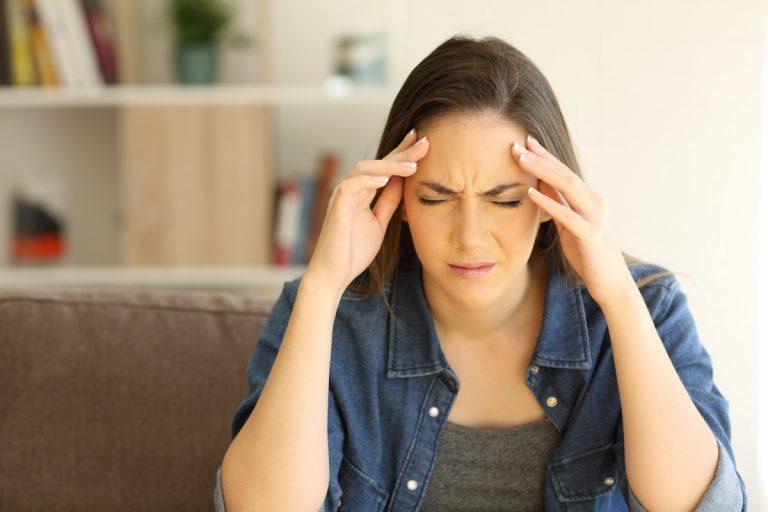 Migräne mit Lachesis muta homöopathisch behandeln