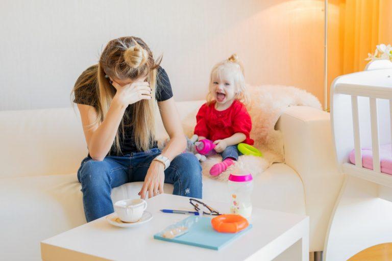 Burn-out – wenn Mütter ausgebrannt sind