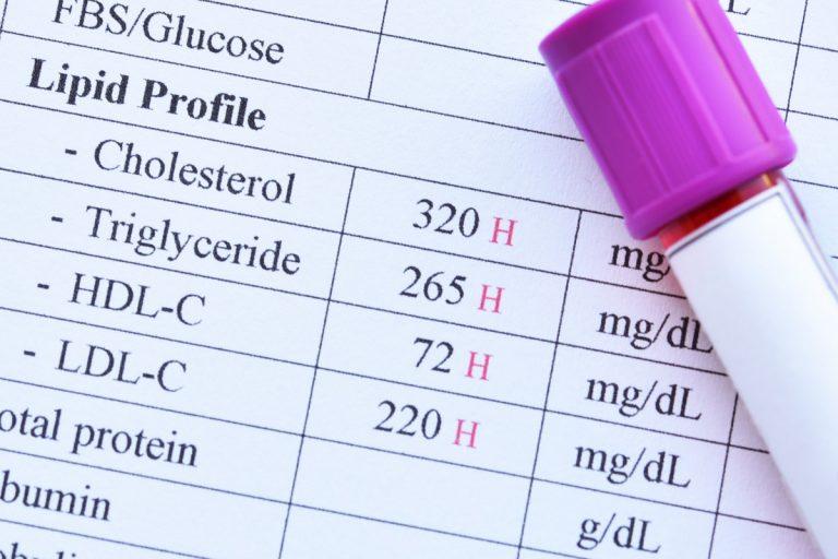 Der ideale Cholesterinspiegel