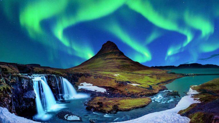 Silvester in Island: Statt Feuerwerk Jagd auf Nordlichter
