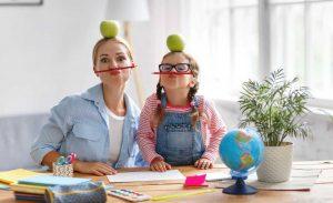 Hausaufgaben für Eltern und Kind: Geduld trainieren