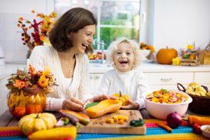Leckere Ideen im Herbst: Einfache Rezepte für Kinder