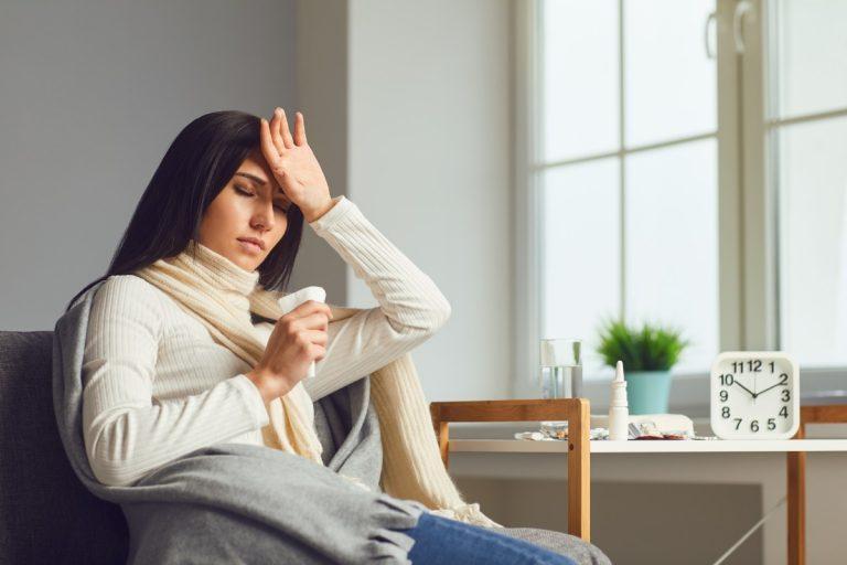 10 ayurvedische Anti-Erkältungstipps