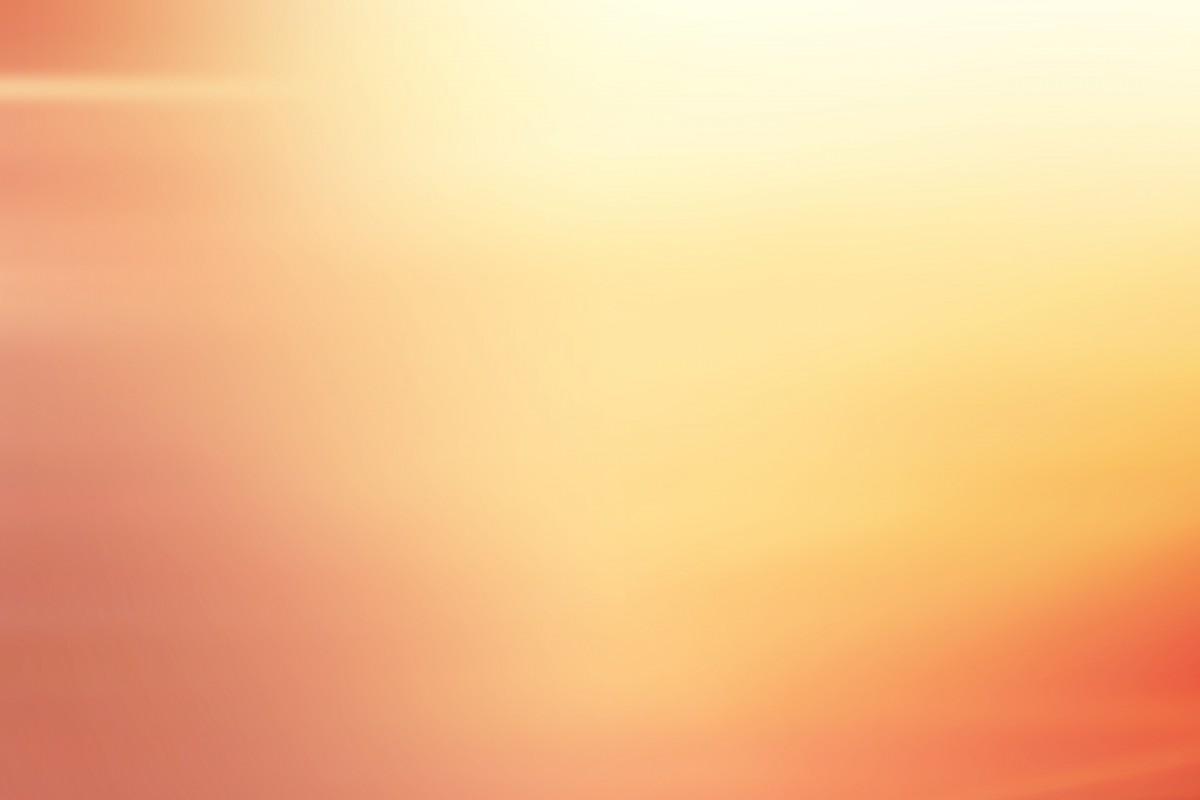 Heilen mit Licht – die Farbe Orange
