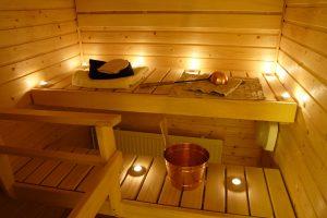 Ist Sauna bei Herzschwäche gesund?