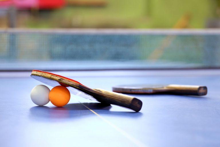 Tischtennis – 5 Tipps zum richtigen Umgang mit Schläger und Belägen