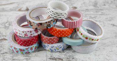 Neuer Trend aus Japan: Mit dem Masking Tape basteln