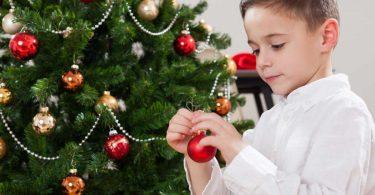 Weihnachtsrituale geben Kindern Geborgenheit