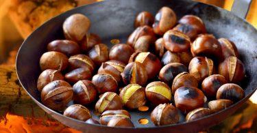 Leckere Maronen: Winter-Rezepte mit Esskastanien
