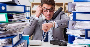 So gehen Sie selbst bei größtem Stress besonnen mit Ihren Kunden um