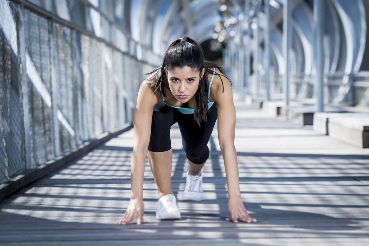 Durch eine positive Lebenseinstellung den Einstieg in den Sport schaffen!