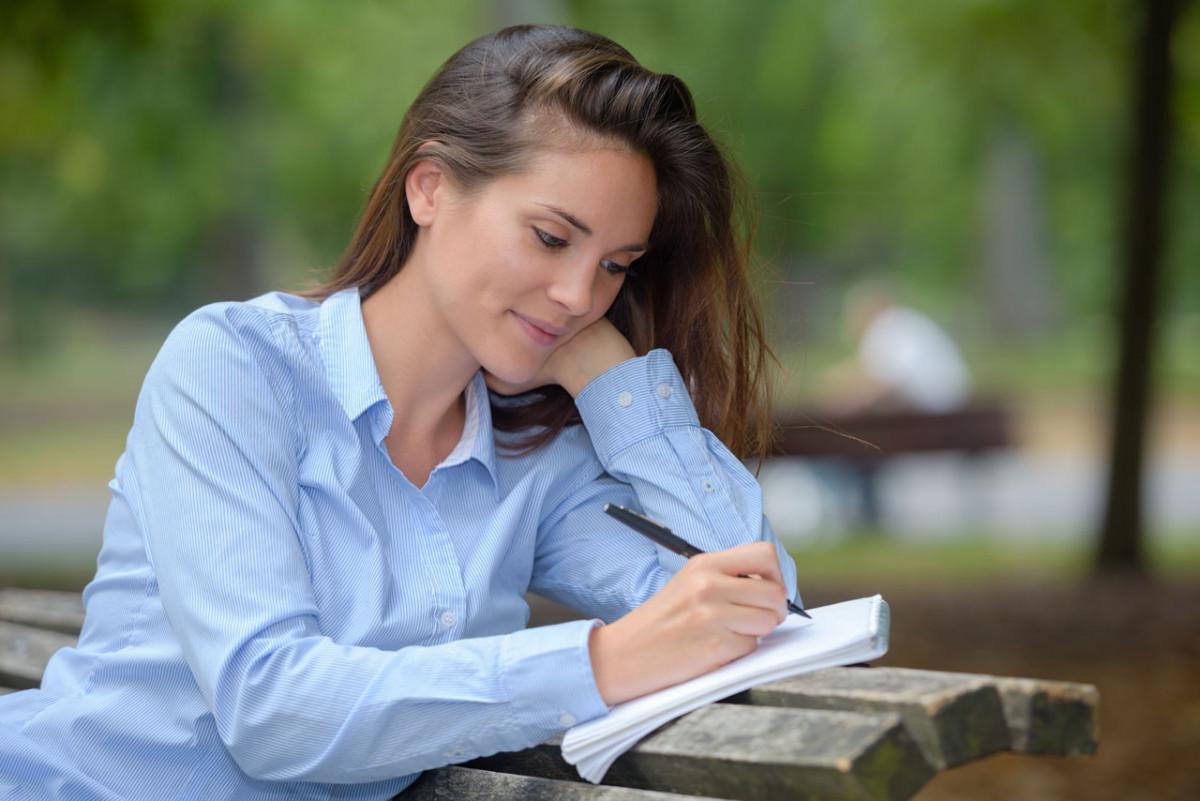 Ein ritueller Ort hilft beim Schreiben