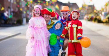 Kinderfasching – welches Kostüm soll es sein?