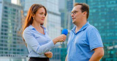 Was Journalisten sofort verschreckt