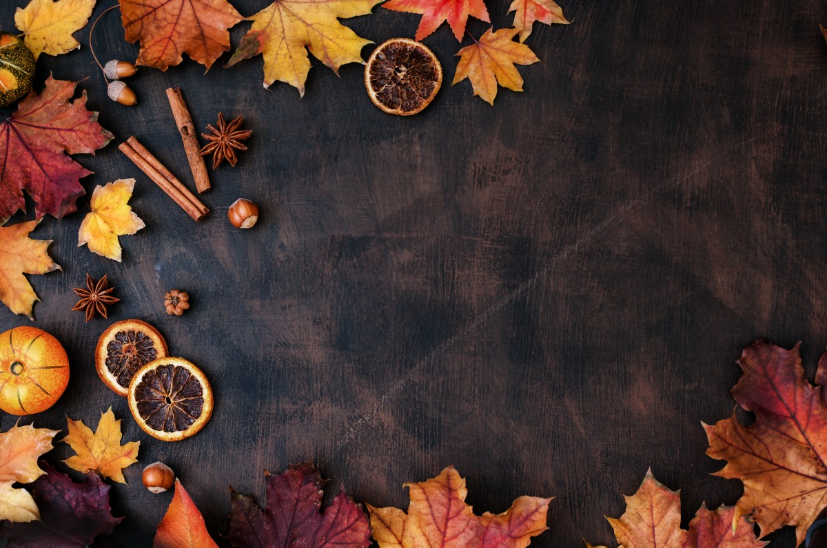 Smalltalk über Novemberwetter, Novembernebel, Novemberurlaub
