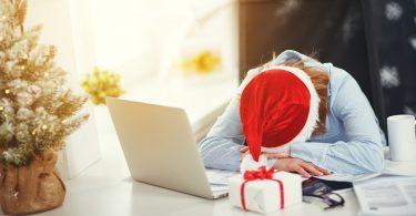 Weihnachtsstress und Arbeitsdruck: So bleiben Sie entspannt