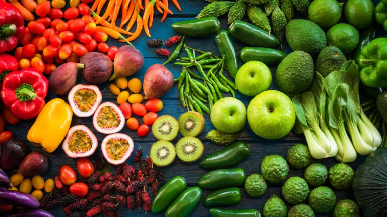 Die Top 7 Resultate, wenn Sie viel frisches Obst und Gemüse essen