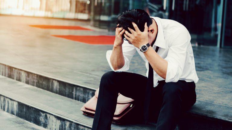 Bei Arbeitslosigkeit den Mut behalten