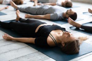 Entspannen Sie mit Autogenem Training