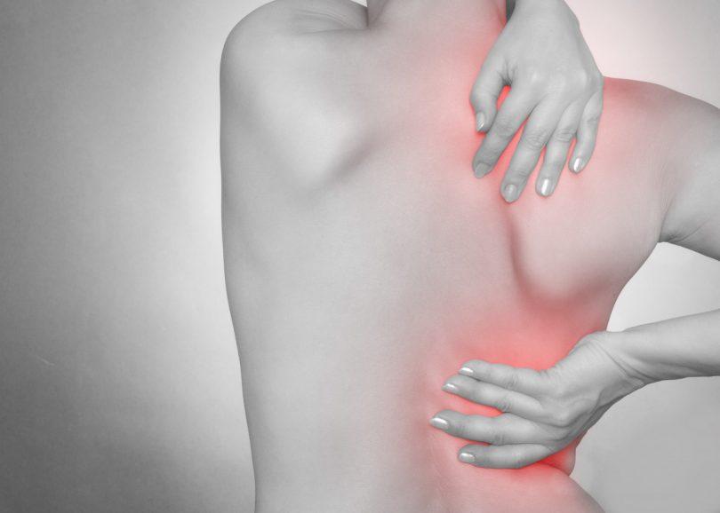 Haltungsschäden im Rücken: das Traumamuster