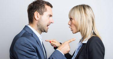 Erkennen Sie die verschiedenen Arten und Stufen von Konflikten