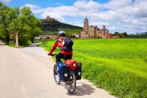 So bewältigen Sie mit dem Fahrrad den Pilgerweg nach Compostela