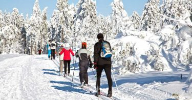 Skilanglauf: Versuchen Sie mal die gesunde Alternative für den Wintersport