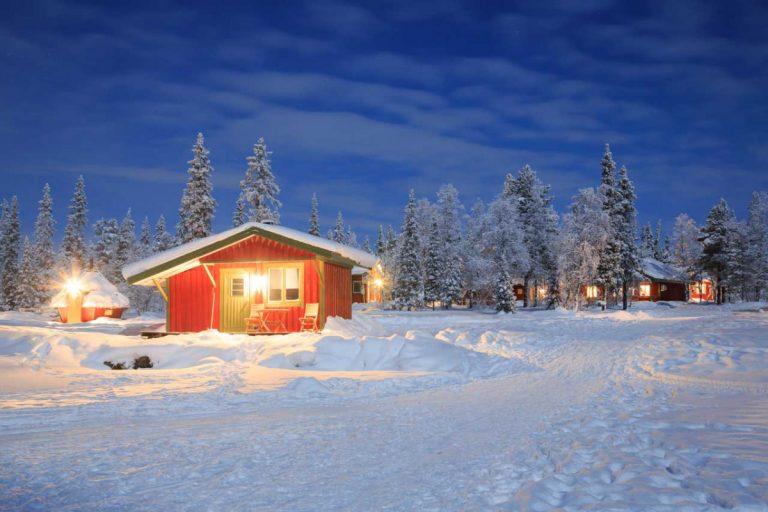 Was ist das schwedische Lucia-Fest?