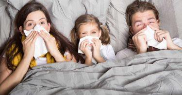 Grippe oder Erkältung – So erkennen Sie den Unterschied