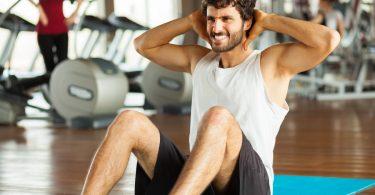 Fitnesstraining – testen Sie Ihre Bauchmuskeln