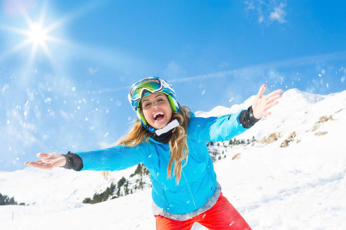 Verhaltensregeln für mehr Sicherheit beim Skifahren