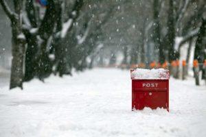 Weihnachtsgrüße stilvoll beantworten