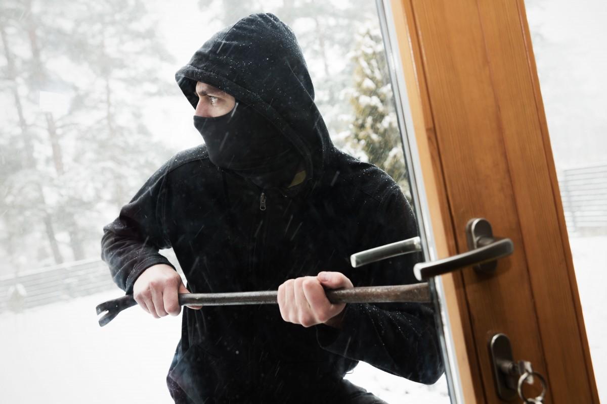 Winterurlaub: Halten Sie Einbrecher fern