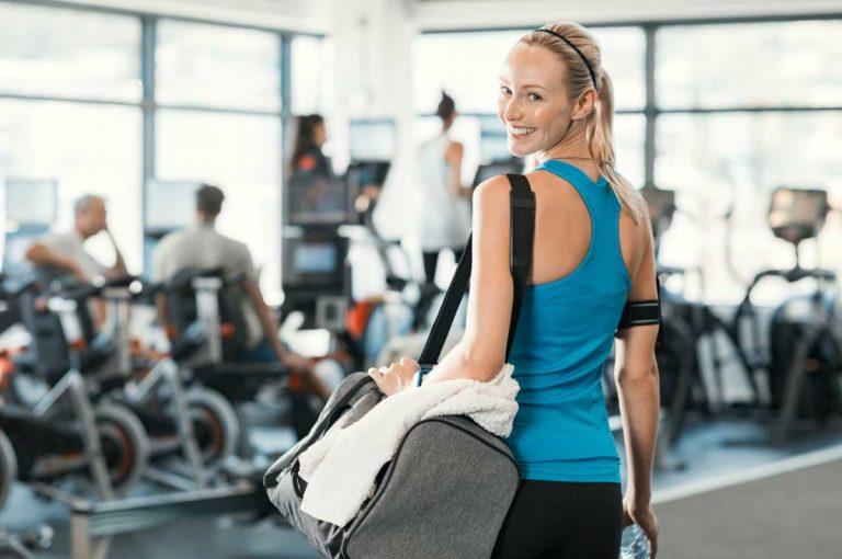 Checkliste für Ihr erstes Training im Fitnessstudio