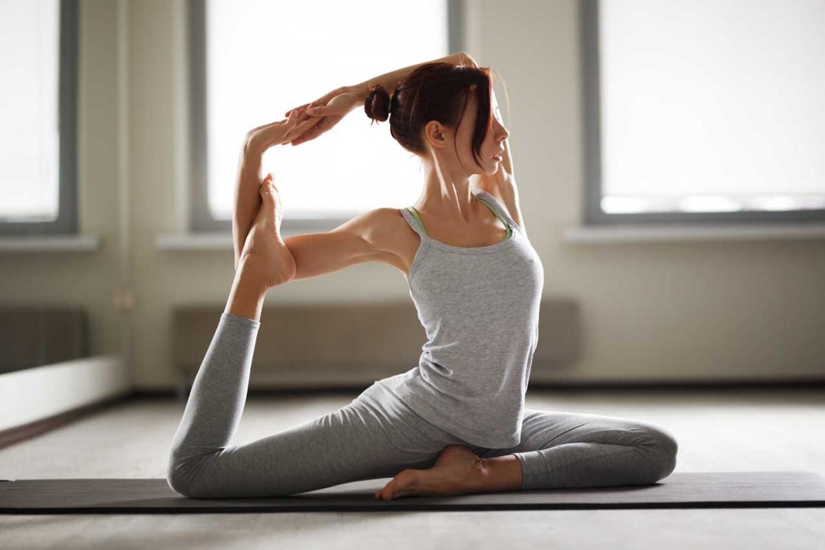 Checkliste für Ihr Yoga-Training