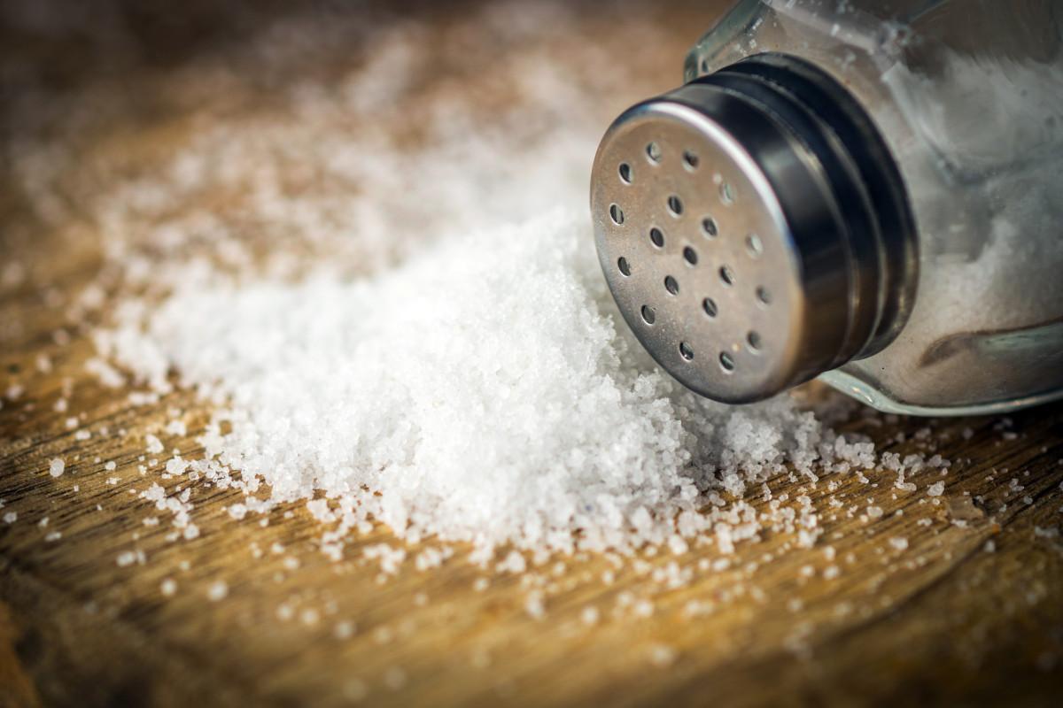 Auch zu wenig Salz ist schlecht fürs Herz