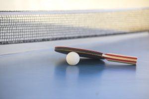 Tischtennis – so spielen Sie den Vorhandblock richtig