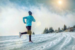 Sport im Winter – So verändert sich der Herzschlag