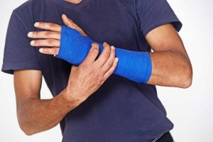 Sehnenscheidenentzündung mit Ruta gravelones behandeln