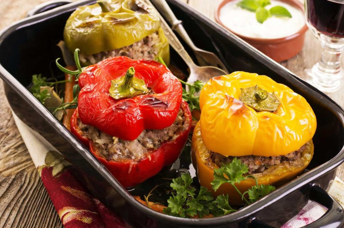 Preiswerte Gerichte mit Paprika - Ideen für Ihr gesundes Mittagsessen