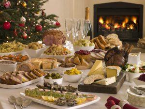 Wie sehr erhöht sich an Weihnachten der Cholesterinspiegel?