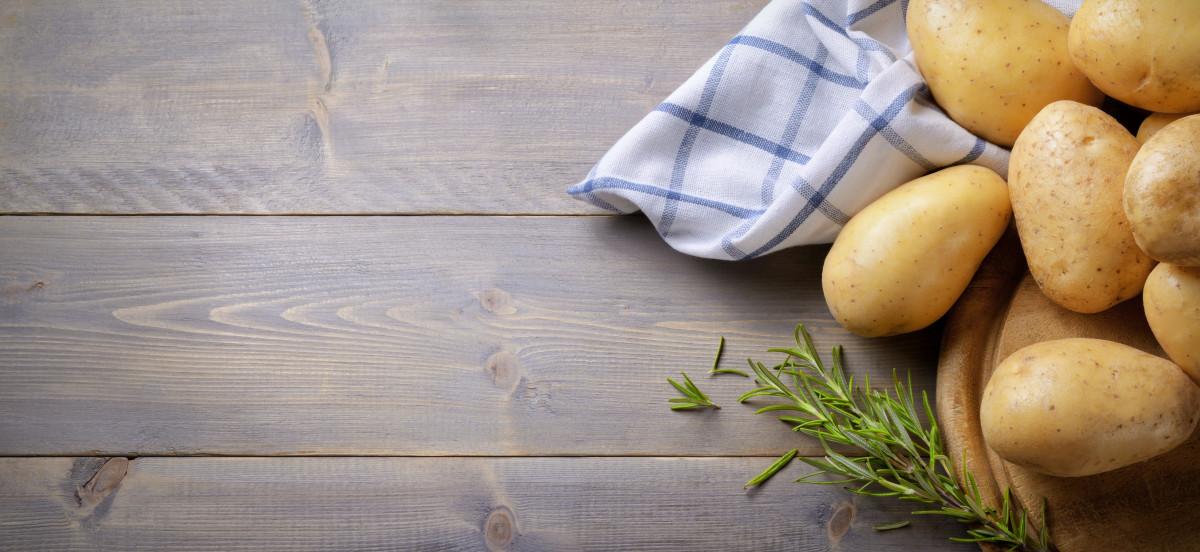 Kochen Sie sich glücklich – Ayurvedische Kartoffeln mit Ingwersauce