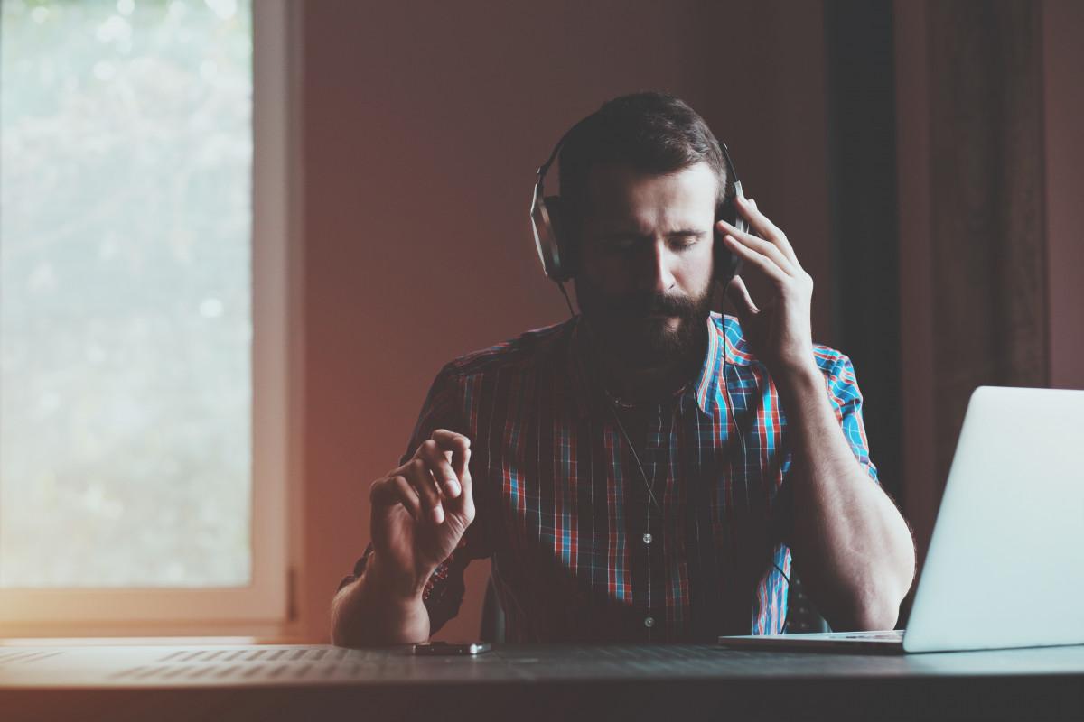 Minimieren Sie Stress mit Musik!