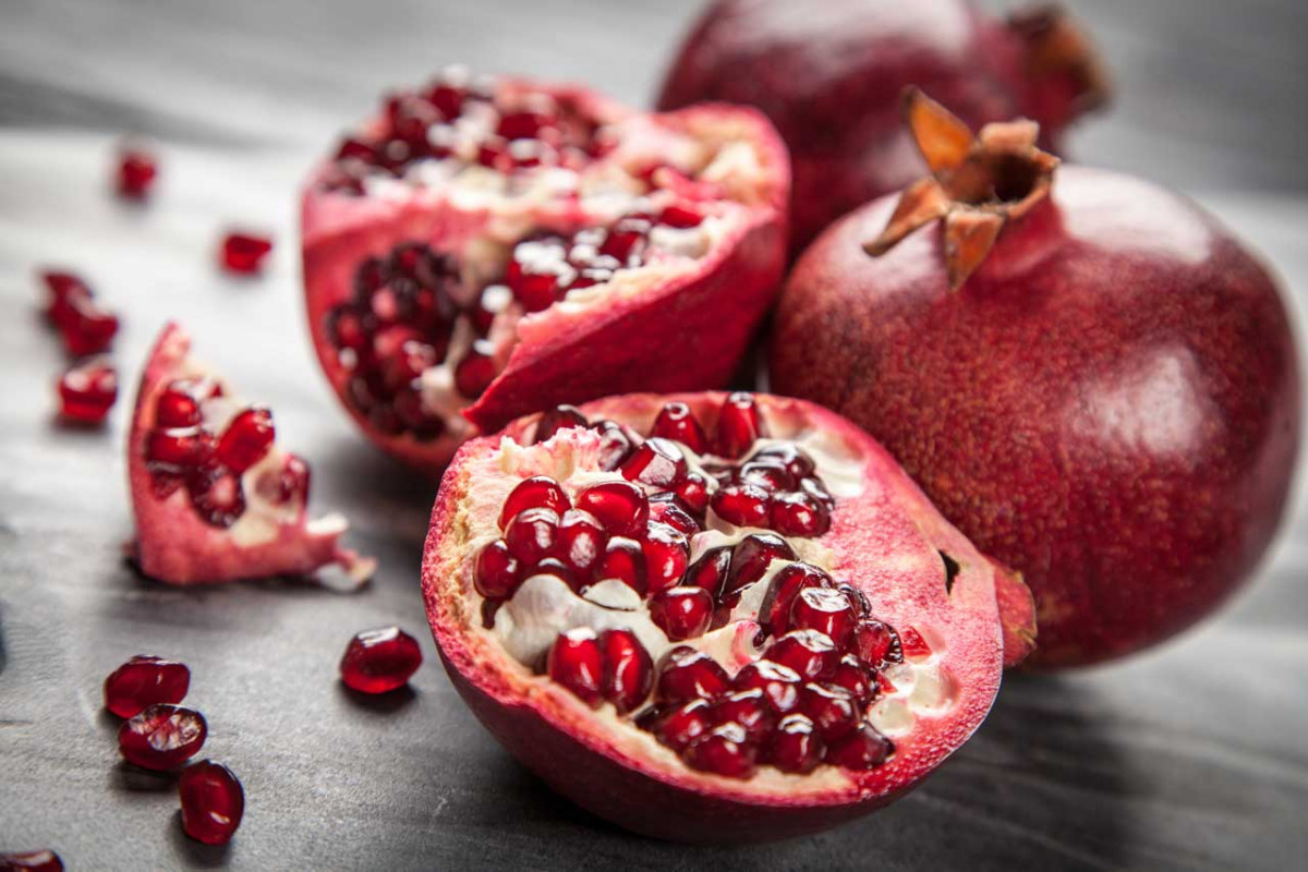 Mit der Powerfrucht Granatapfel fördern Sie Ihre Gesundheit!