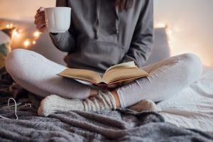 Wie aus einer getöpferten Tasse eine Wintergeschichte wird
