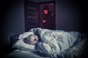 Gute-Nacht-Geschichte gegen Angst beim Einschlafen